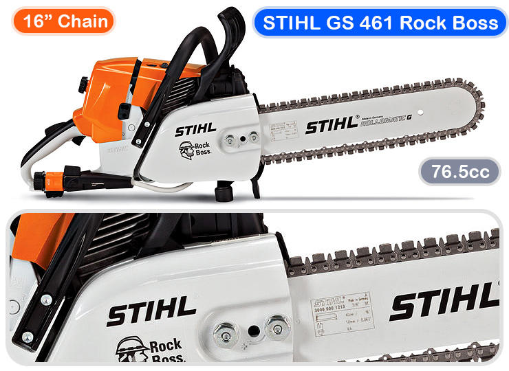 Buying a concrete chainsaw chainsaw journal stihl gs461 rock boss concrete chainsaw greentooth Images