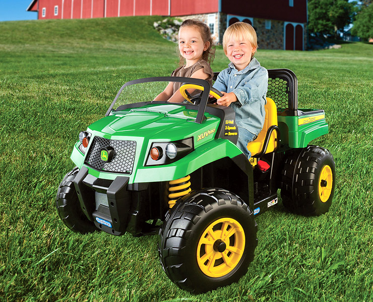 peg perego john deere gator xuv review. Black Bedroom Furniture Sets. Home Design Ideas