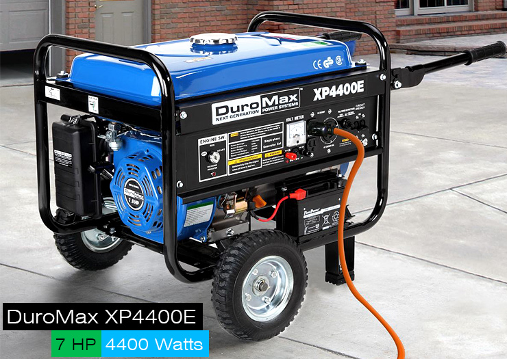 duromax-XP4400E-what-size-generator-do-i-need